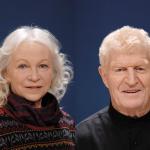 DIE PHYSIKER - mit Hellena Büttner und Peter Bause © Bernd Böhner
