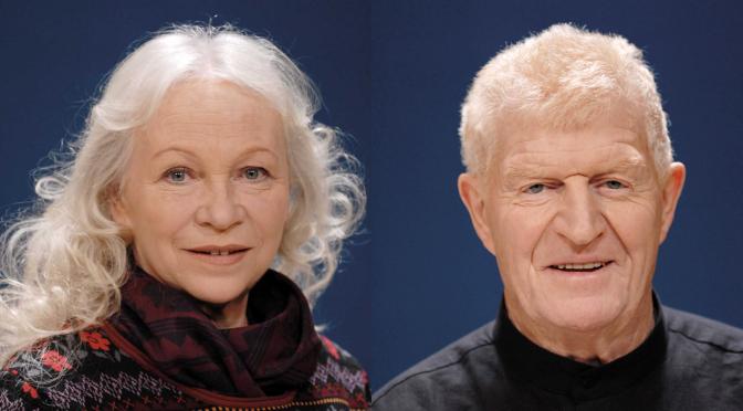 Hellena Büttner und Peter Bause © Bernd Böhner