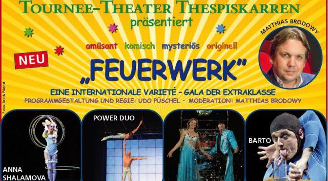 """""""Feuerwerk"""" TTT extra"""