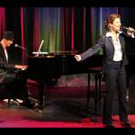 Isabel Varell mit Pianist -(c) Max Colin Heydenreich