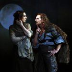 RICHARD III - Kim Zarah Langner, Max Tidof (C) Sabine Haymann