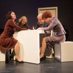 Fritz-Rémond-Theater 19.10.2017 - 26.11.2017 Spatz und Engel Heleen Joor, Susanne Rader (Copyright: Helmut Seuffert)