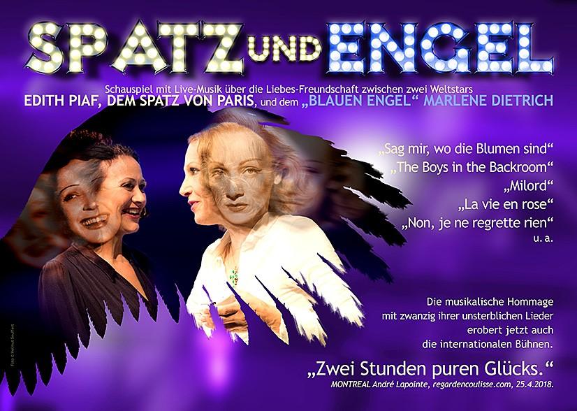 Spatz und Engel (c) Gio Loewe